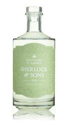 Sherlock & Sons Aromatic Edition Gin