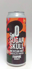 Fourpure Sugar Skull Chocolate Porter