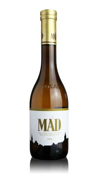 St Tamas Mad Late Harvest Tokaji - Half Bottle 2016