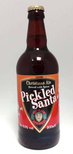 Hop Back Pickled Santa