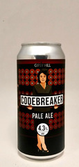 Gipsy Hill Codebreaker Pale Ale