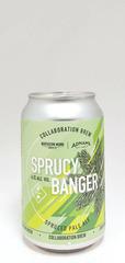 Adnams/Northern Monk Sprucy Banger Pale Ale