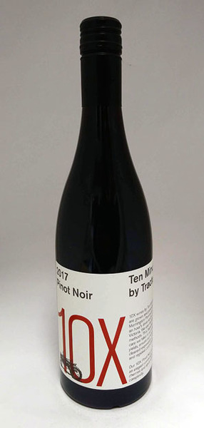 Ten Minutes by Tractor 10X Pinot Noir, Mornington Peninsula 2017