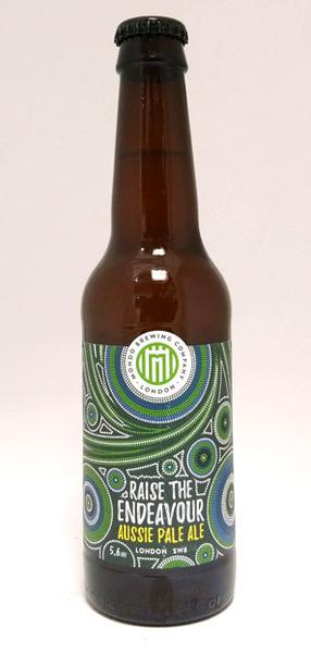 Mondo Brewing Raise the Endeavour Aussie Pale Ale