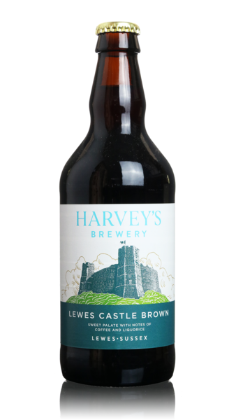Harvey's Lewes Castle Brown Ale