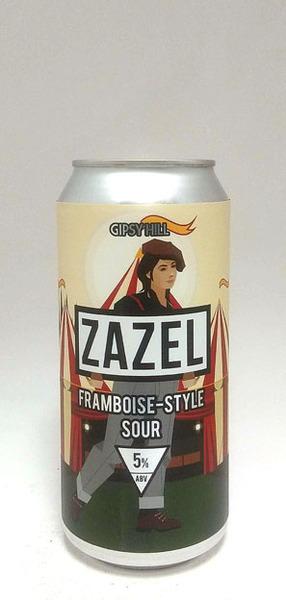 Gipsy Hill Zazel Framboise-style Sour