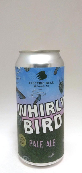 Electric Bear Whirly Bird Pale Ale