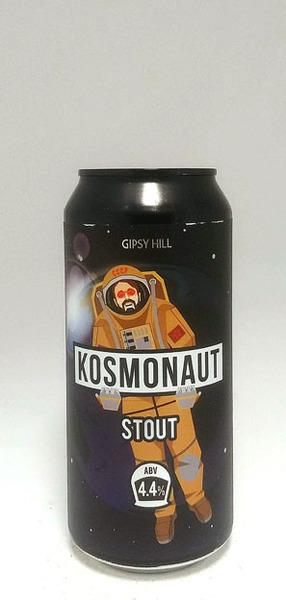Gipsy Hill Kosmonaut Stout