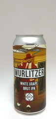 Gipsy Hill Wurlitzer White Grape Brut IPA