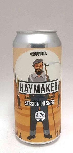 Gipsy Hill Haymaker Session Pilsner