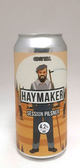Gipsy Hill Haymaker Session Pilsner