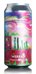 Electric Bear Werrrd! American Pale Ale