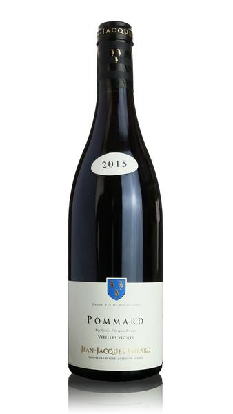 Pommard Vieilles Vignes, Domaine Jean-Jacques Girard 2015