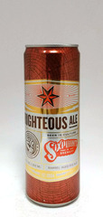 Sixpoint Righteous Barrel Aged Rye Ale