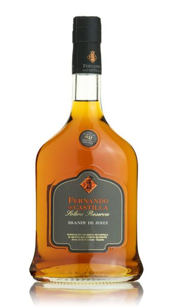 Fernando de Castilla Solera Reserva Brandy