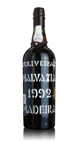 D'Oliveiras Colheita Malvasia 1992