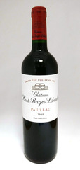 Chateau Haut-Bages Liberal, Pauillac 2009
