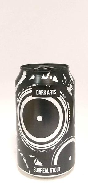 Magic Rock Dark Arts Surreal Stout