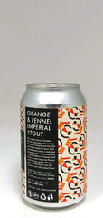 Brick Brewery Orange & Fennel Imperial Stout