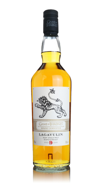 Game of Thrones Lagavulin 9YO House Lannister