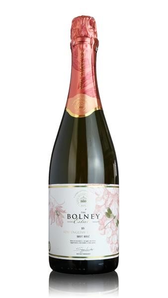 Bolney Kew English Sparkling Brut Rosé NV
