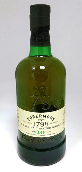 Tobermory 10 Year Old Island Single Malt