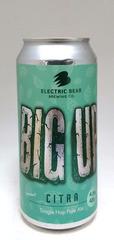 Electric Bear BIG UP Citra Single Hop Pale Ale