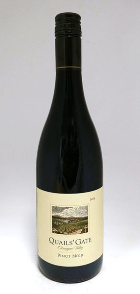 Quails' Gate Pinot Noir, Okanagan Valley 2016