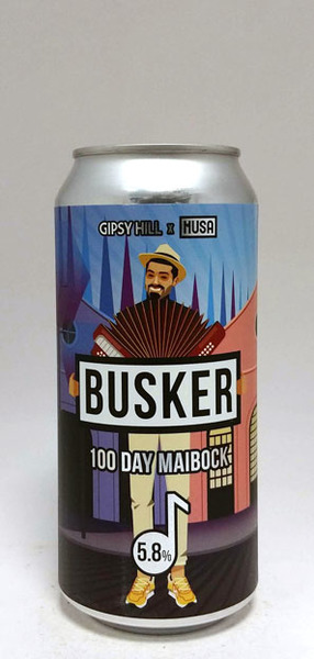 Gipsy Hill Busker 100 Day Maibock