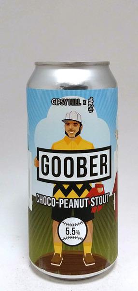 Gipsy Hill Goober Choco-Peanut-Stout