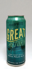 Hardywood The Great Return West Coast IPA