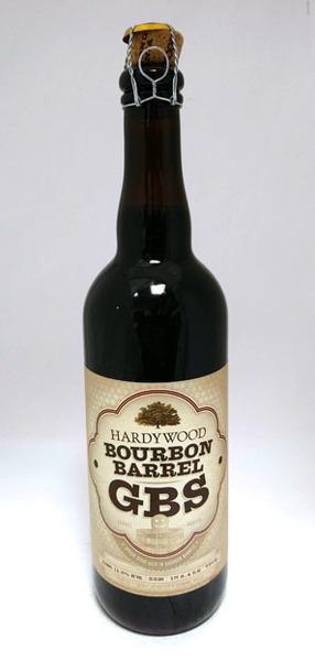 Hardywood Bourbon Barrel Gingerbread Stout