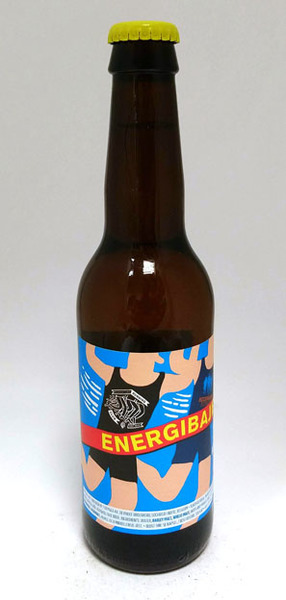 Mikkeller Energibajer Alcohol Free Wheat Ale 0.0%